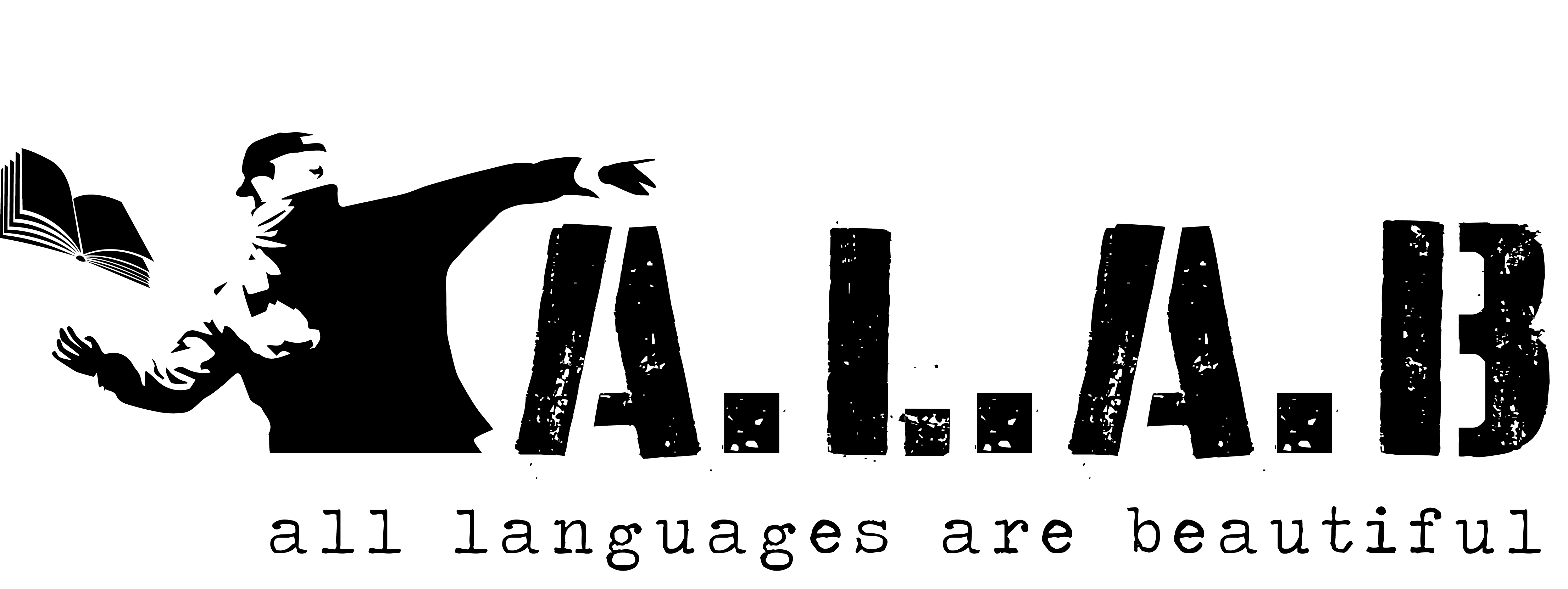 A.L.A.B. - All languages are beautiful